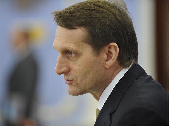Эксперты комментируют отказ Нарышкину во въезде в Финляндию