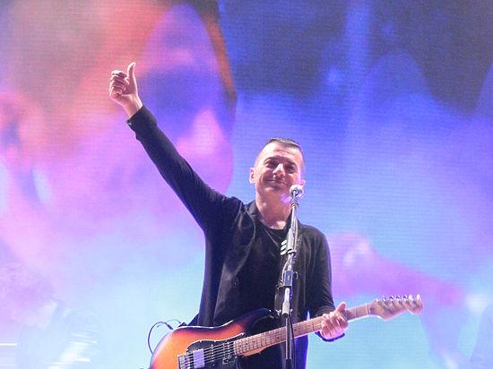 """Один из основателей легендарной группы """"Агата Кристи"""" побывал с концертами в Крыму."""