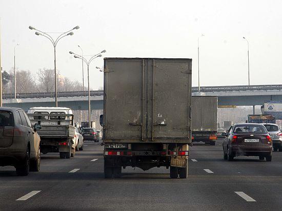 Автовладельцы недовольны условиями для перевозки крупногабаритных грузов
