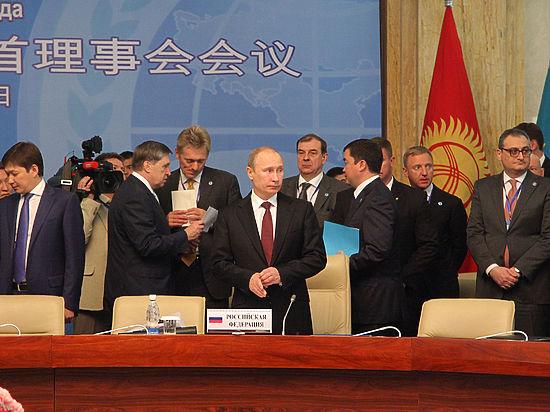 Владимир Путин встретится с лидерами Китая, Индии, Ирана и еще 8 стран