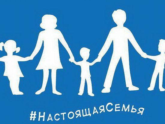 """Единороссы придумали флаг традиционной семьи в ответ на """"гей-горячку"""""""