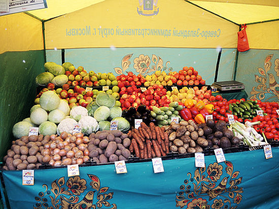 Москвичи смогут проголосовать за любимые продукты