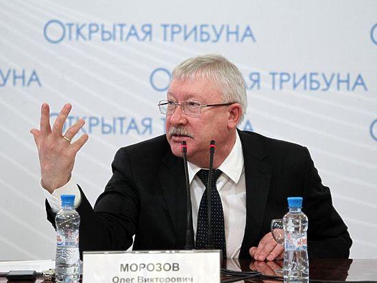 Бывший начальник Управления внутренней политики Администрации Президента РФ: «Геннадий Гудков мог мне заявить: «Через месяцок будь готов вынести из своего кабинета манатки! Мы вас снесем!»