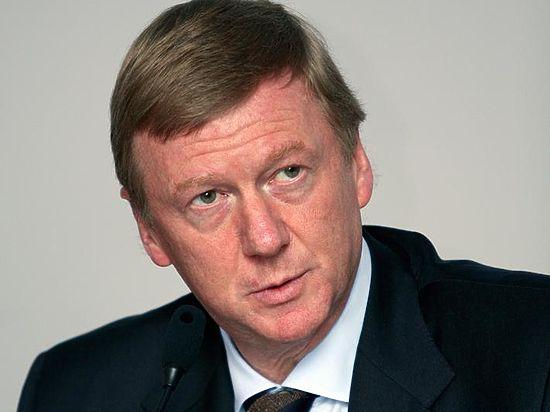 Анатолий Чубайс дал показания по делу Меламеда