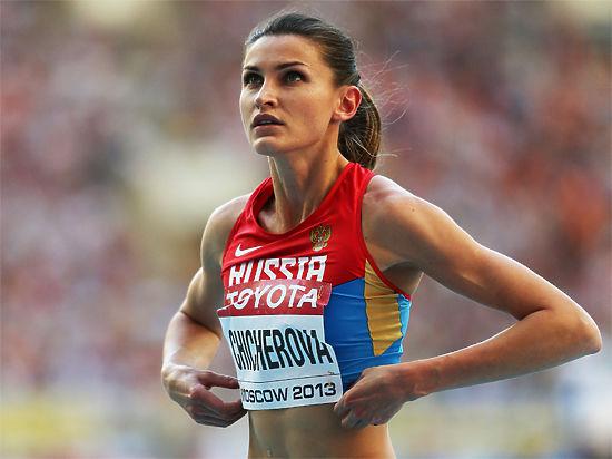 Легкая атлетика: Анна Чичерова всех шокировала!