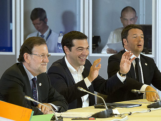 Ципрас получил добро от парламента на соглашение с кредиторами