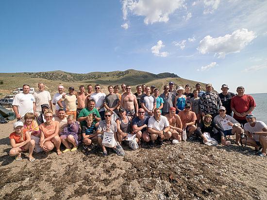 В Крыму состоялось  знаковое событие для подводного сообщества  республики