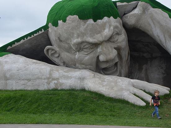 О чем кричат скульптуры, появившиеся этим летом в Нижнем Новгороде
