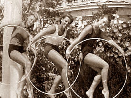 Симферопольские грации: как в Крыму начиналась художественная гимнастика