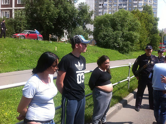 В Москве задержаны мошенницы-цыганки, обиравшие стариков