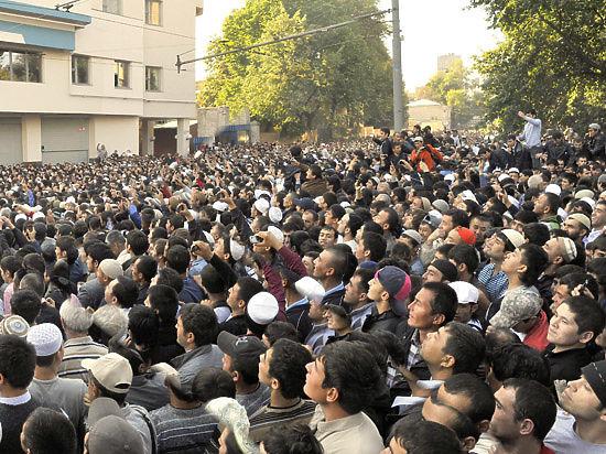 Ураза-Байрам в Москве отпразднуют 200 тысяч мусульман