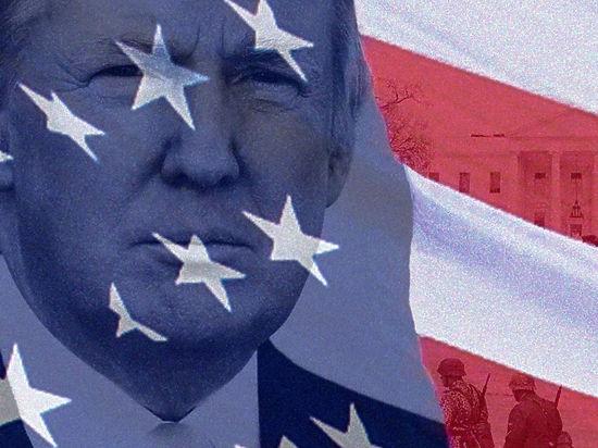 Кандидат в президенты США Дональд Трамп опубликовал коллаж с нацистами