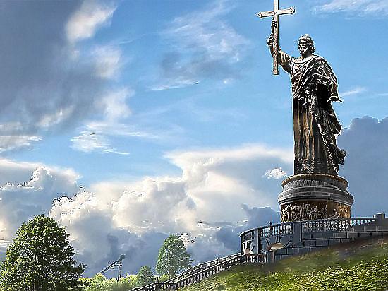 Эксперты рассматривают десять возможных мест для памятника князю Владимиру в Москве