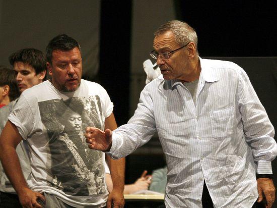 Михаил Швыдкой - о будущей постановке: «Это будет жесткий спектакль о цене жизни»