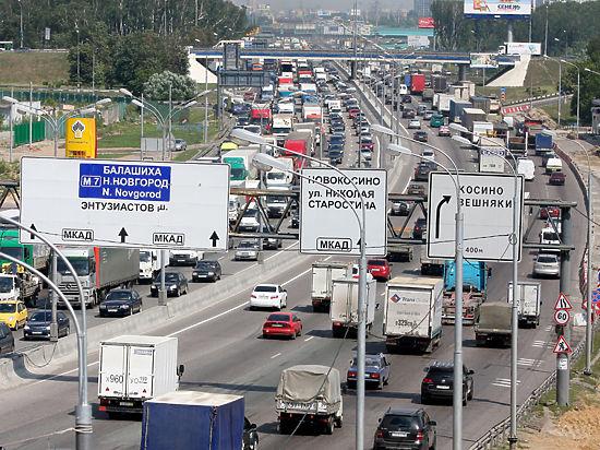 Транспортники намерены разгрузить магистраль по максимуму