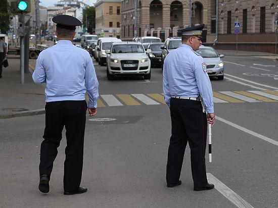 В Москве ловили водителей-болтунов, но пока не штрафовали