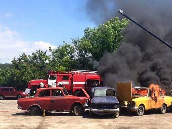 В ДТП на дорогах Крыма украинцев «рублем не накажешь»