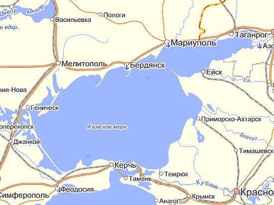Россию и Украину ждет тяжба за Азовское море?