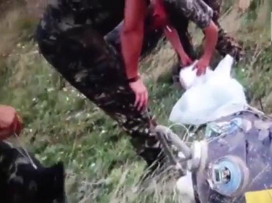 «Сухой» сбил гражданский самолет, а наши сбили истребитель»