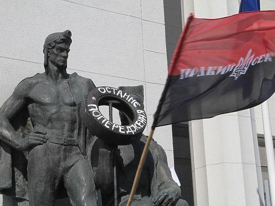 Глава Закарпатья назвал процент ранее судимых боевиков «Правого сектора»