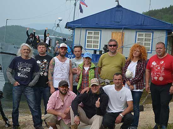 В Бурятии «Моя планета» снимает фильм о Байкале