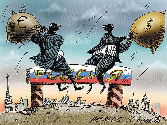 Отказ от доллара ради спасения рубля: близкая реальность