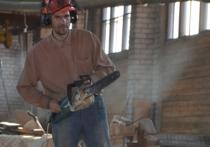 Корреспондент «МК в Нижнем» прошел обучение в школе плотников