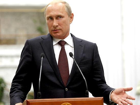 Путин разжигает пармезановые костры: запрещенку испепелят прямо на границе