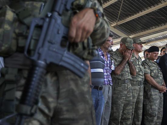 Турция воюет с «Исламским государством» внутри страны и в Сирии