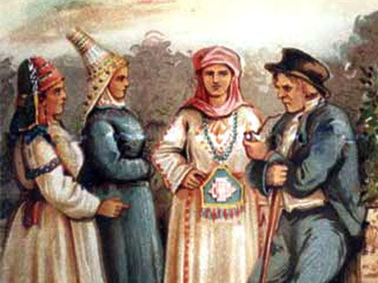 История этнонима