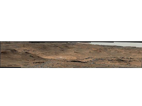 На Марсе нашли аномальную зону