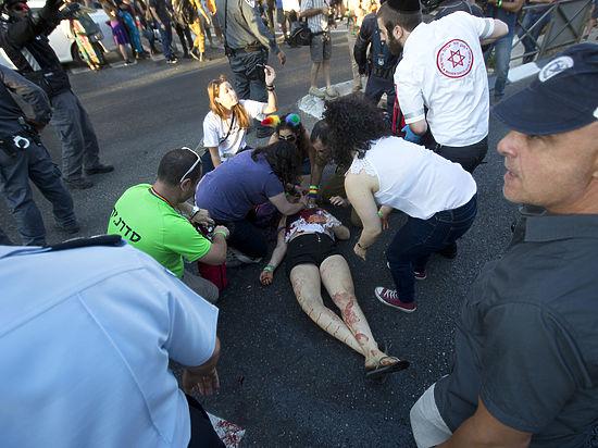 Религиозный еврей устроил резню на гей-параде в Иерусалиме
