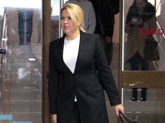 Похожую на нее женщину заметили у в хода в один из столичных банков