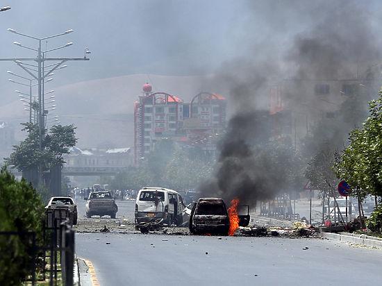 Экстремистские группировки столкнулись в схватке за господство над Афганистаном
