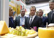"""Медведев распорядился уничтожать санкционные продукты """"любым доступным способом"""""""