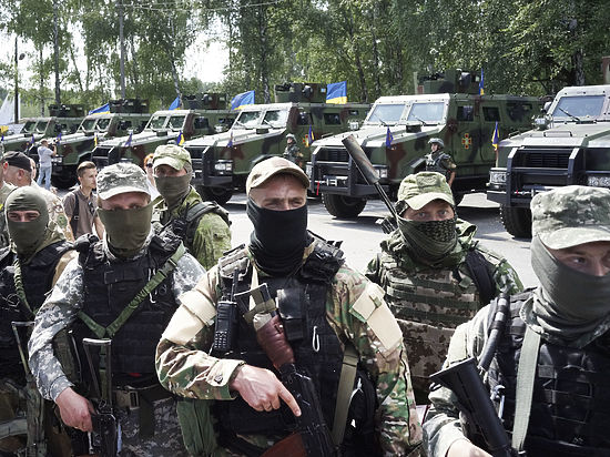 «В случае наступления Украина и разочарует Запад, и получит удар с Востока»