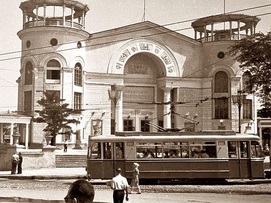 История симферопольского трамвая: от первой линии до последнего рейса
