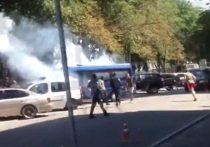 Харьков охватили беспорядки, милиция беспомощна
