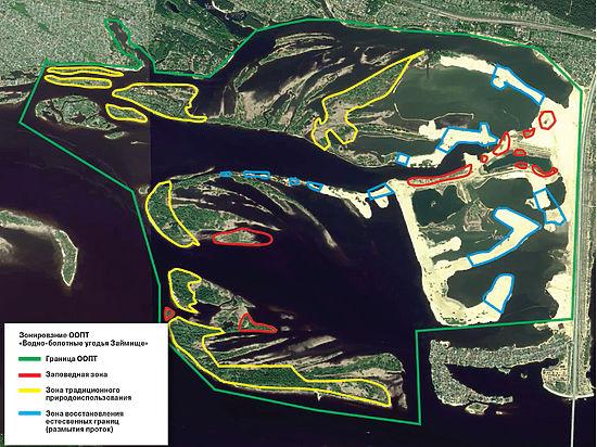 Защитники реки презентовали проект спасения Займища, не требующий больших инвестиций