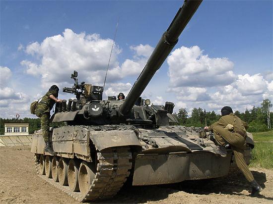 Россия создает новую танковую армию на границах с НАТО