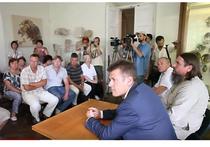 Весь коллектив заповедника «Херсонес Таврический» отказался работать под руководством священника