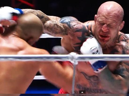 Смоленск посетит легендарный боец MMA Джеффри Монсон