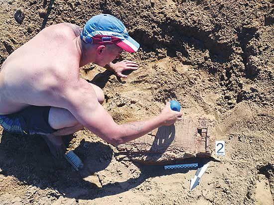 Скелет женщины кочевого племени гуннов обнаружен археологами Бурятии