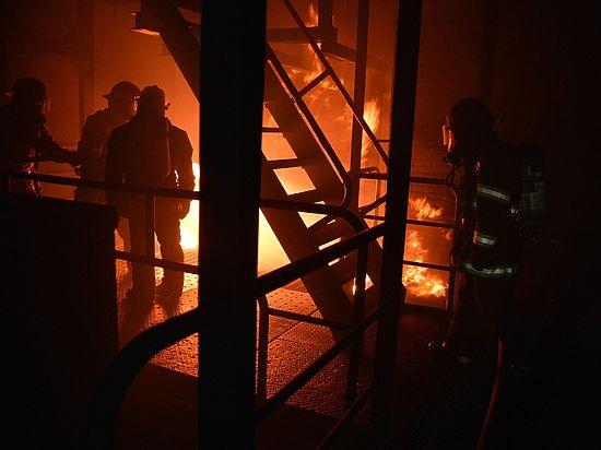 Причиной пожара в высотке Красноярска назвали поджог
