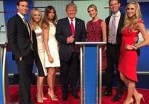 Кандидат в президенты США Дональд Трамп устроил неполиткорректное шоу