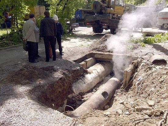Чтобы ликвидировать аварию на теплотрассе в Солнечногорске, чиновники решили устроить двухмесячный конкурс