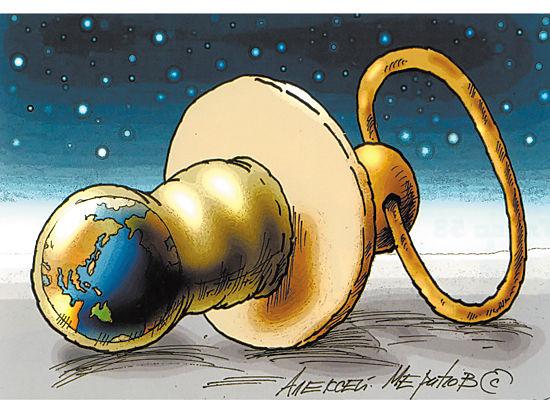 Путин и инопланетяне