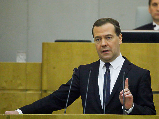 """Дмитрий Медведев уже дал """"задание"""" профильным комитетам проработать этот вопрос"""