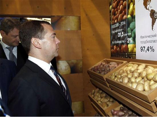 Медведев подвел под продэмбарго еще пять стран