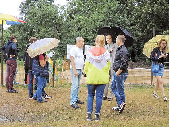 Жители Лосиноостровского района выбирают новое место для храма